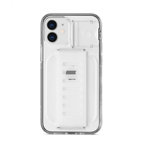 "Grip2u Boost Case with Kickstand for iPhone 2020 5.4"" (Clear)"