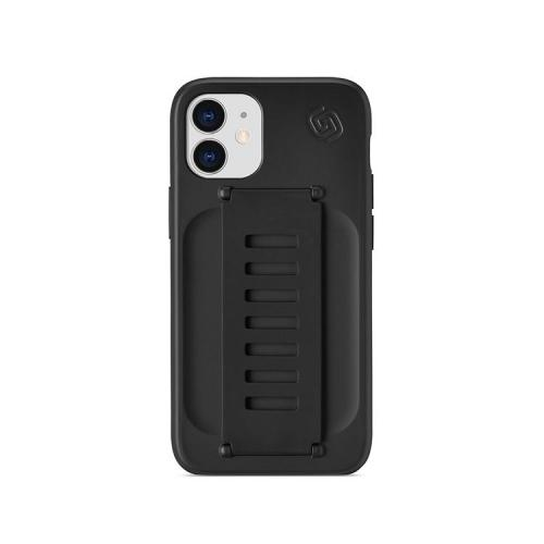 "Grip2u Slim Case for iPhone 2020 5.4"" (Charcoal)"