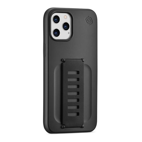"""Grip2u Slim Case for iPhone 2020 6.7"""" (Charcoal)"""