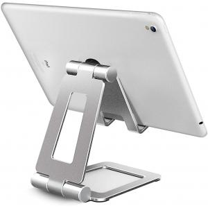 Momi Universal Foldable Stand -Silver