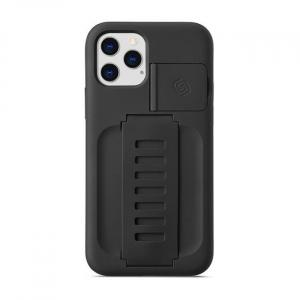 """Grip2u Boost Case with Kickstand for iPhone 2020 6.1"""" (Charcoal)"""
