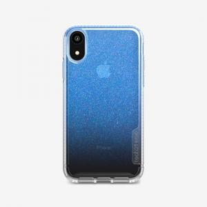 Tech21 Pure Shimmer Case for Apple iPhone Xr (Blue)