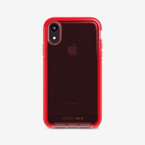Tech21 Evo Check Case for iPhone Xr (Rouge)