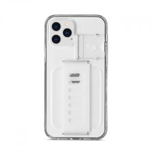 """Grip2u Boost Case with Kickstand for iPhone 2020 6.1"""" (Clear)"""