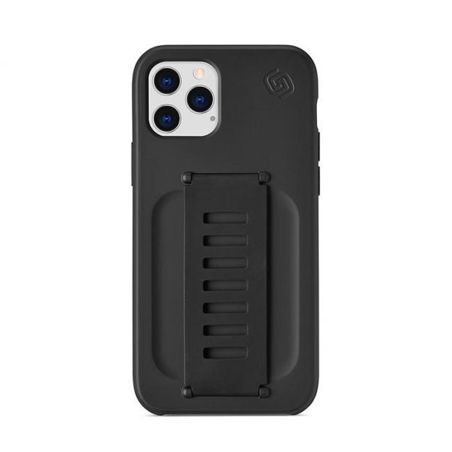 "Grip2u Slim Case For iPhone 2020 6.1"" (Charcoal)"