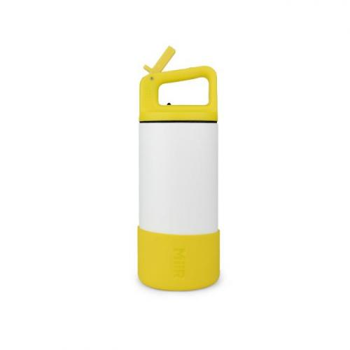 MiiR Kids WideMouth Bottle 350ML (Yellow).