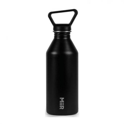 MiiR NarrowMouth Bottle 590ML (Black).