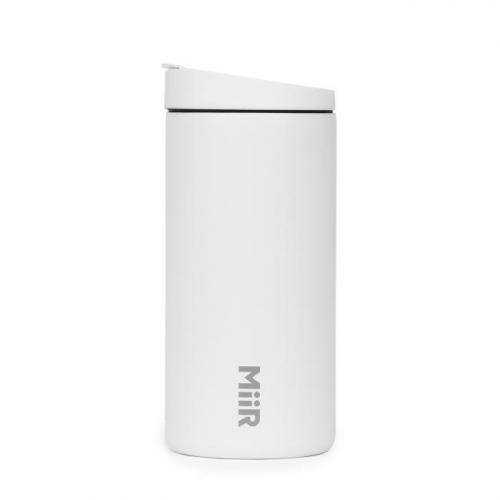 MiiR TravelTumbler Bottle 470ML(White).