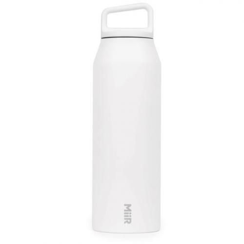 MiiR Wide MouthBottle 1.250ML (White).