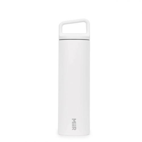 MiiR Wide MouthBottle 590ML (White).