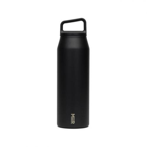 MiiR WideMouth Bottle 950ML (Black).