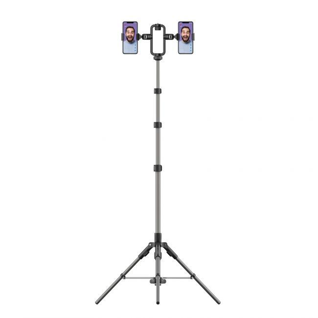 Momax V.Log Gear Stand -Black