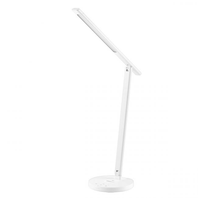 Momax Bright IOT Bright IoT Lamp with wireless charging -White