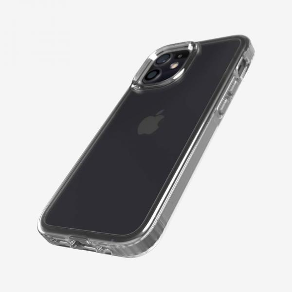 Tech21 EvoClear for iPhone 12 5.4 inch 2020 (Clear)