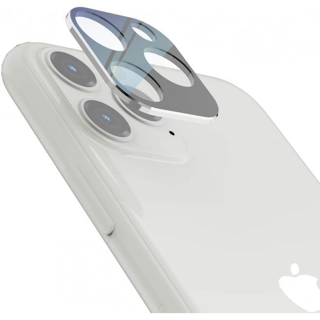 Grip2u Camera Lens Protection for iPhone 11 Pro/11 Pro Max (Silver)