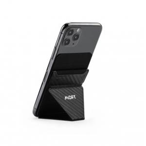 MOFT Phone Stand With Card Holder CARBON FIBER