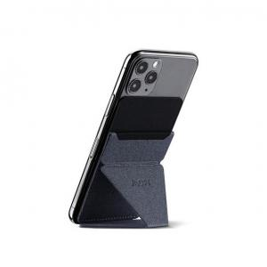 MOFT Phone Stand With Card Holder SPACE GREY