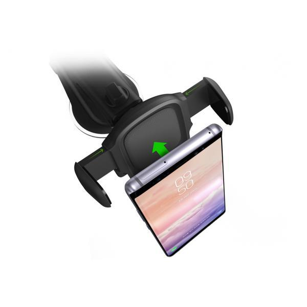 iOttie Easy One Touch 5 Car Mount for Smartphones (Black)
