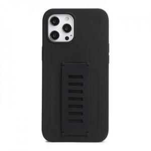 Grip2u Silicone Case for iPhone 12 Pro Max (Charcoal) 810041391773