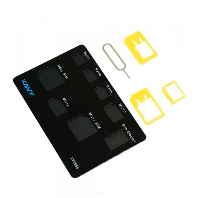 Kavy Sim Card Adaptor #4895199807556