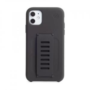Grip2u Silicone Case for iPhone 11 (Charcoal) #810041391988