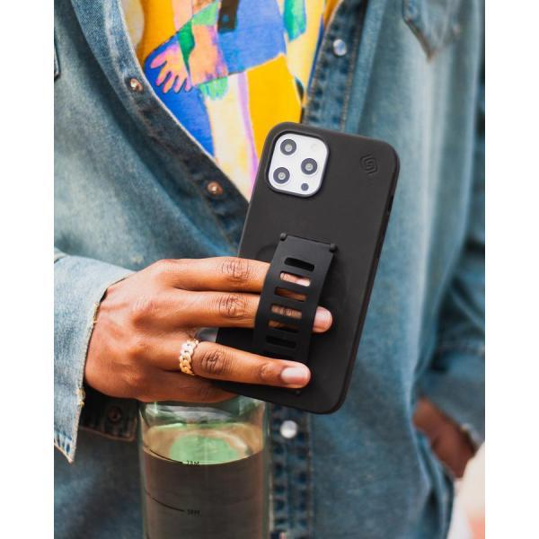 Grip2u Silicone Case for iPhone 11 Pro (Charcoal) #810041391896