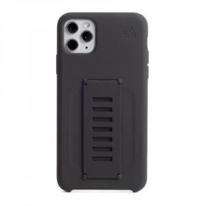 Grip2u Silicone Case for iPhone 11 Pro Max (Charcoal) #810041392046