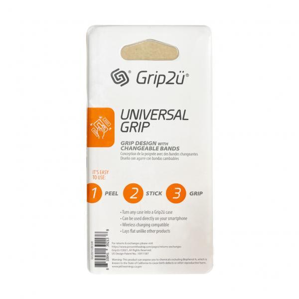 Grip2u Universal Grip (Black) #810041392138