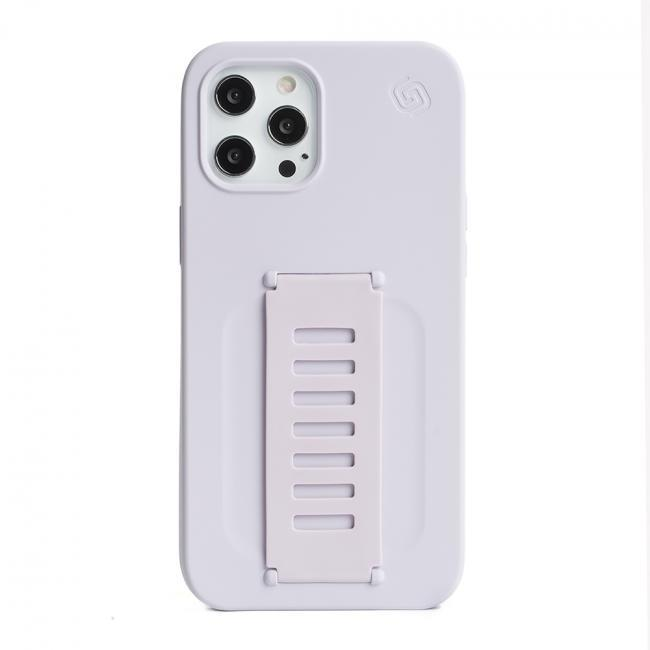 Grip2u Silicone Case for iPhone 12/12 Pro (Lilac) #810041391728*
