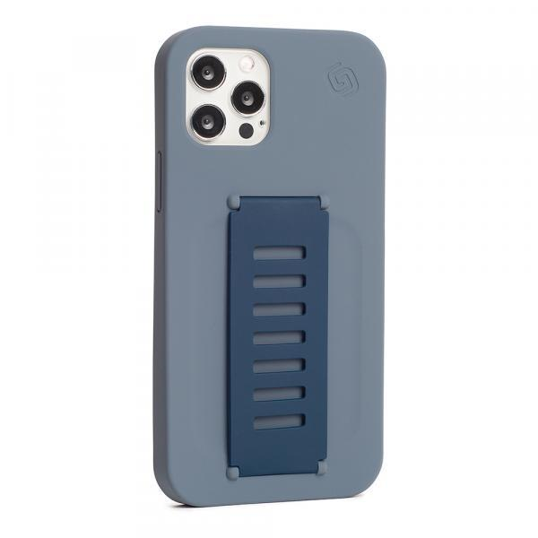 Grip2u Silicone Case for iPhone 12 Pro Max (Midnight) #810041391803*