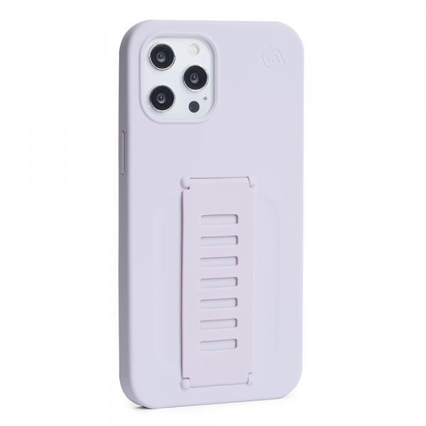 Grip2u Silicone Case for iPhone 12 Pro Max (Lilac) #810041391841*