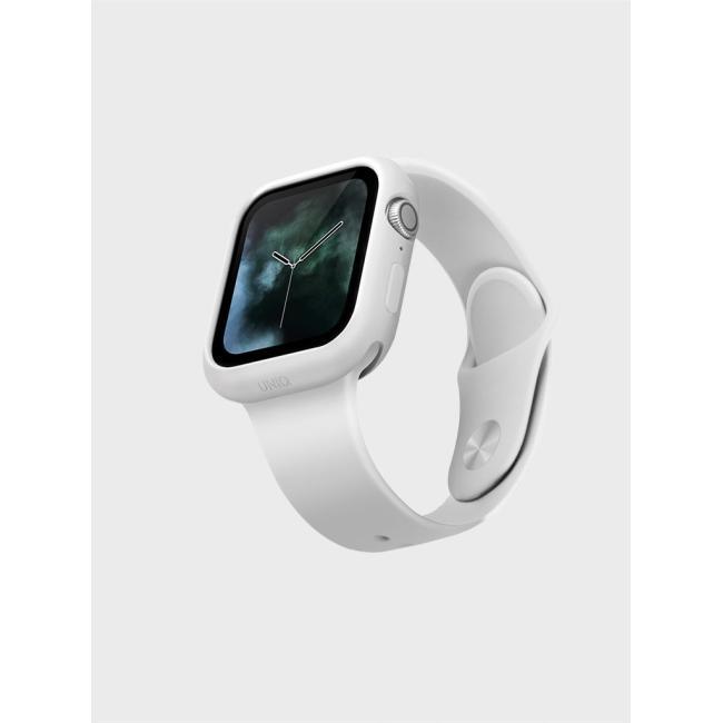 Uniq Lino Watch Case For Apple Watch 40Mm - Dove (White) #8886463671085*
