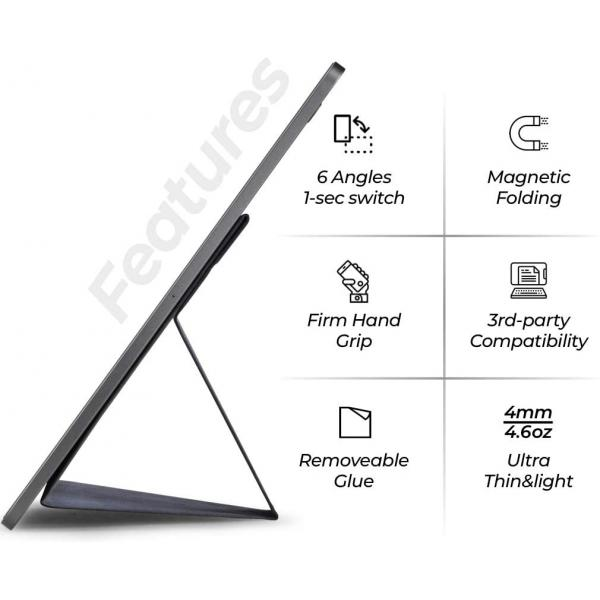 MOFT X Tablet Stand -Space Grey