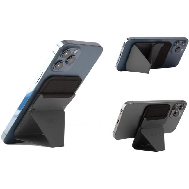 MOFT X Adhesive Phone Stand -Space Grey