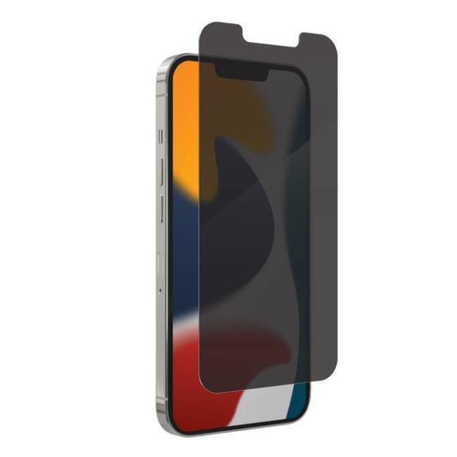 Zagg InvisibleShield Glass Elite Privacy Edge iPhone 13/iPhone 13 PRO (2021 Version) Case Friendly Screen