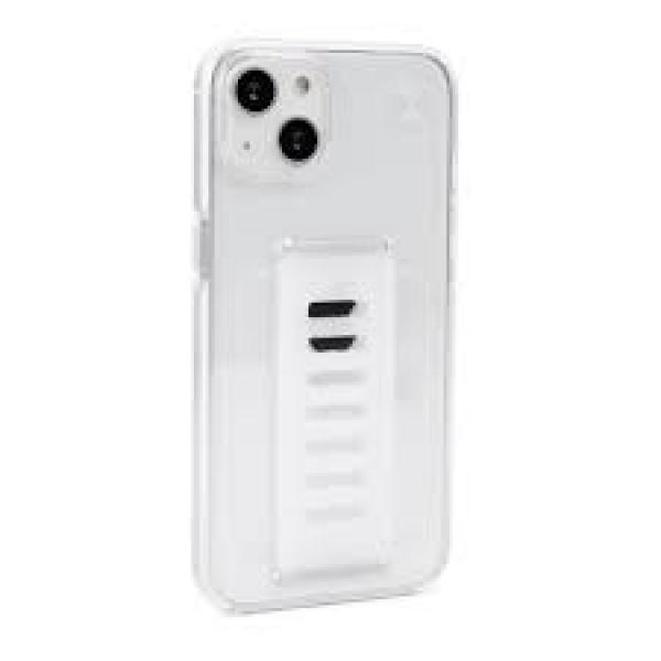 Grip2u Slim Case for iPhone 13 (Clear)