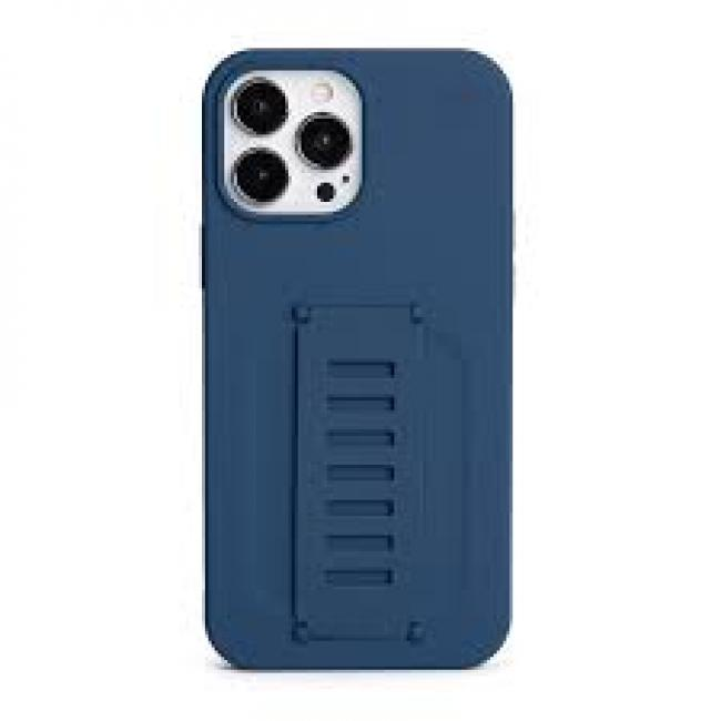 Grip2u Silicone Case for iPhone 13 (Navy)