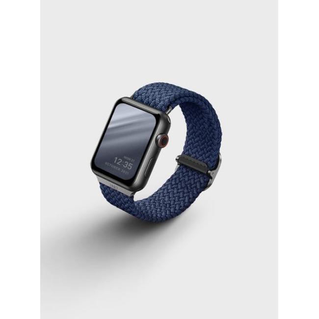 Uniq Aspen Braided Apple watch Strap 40/38mm (Oxford Blue)